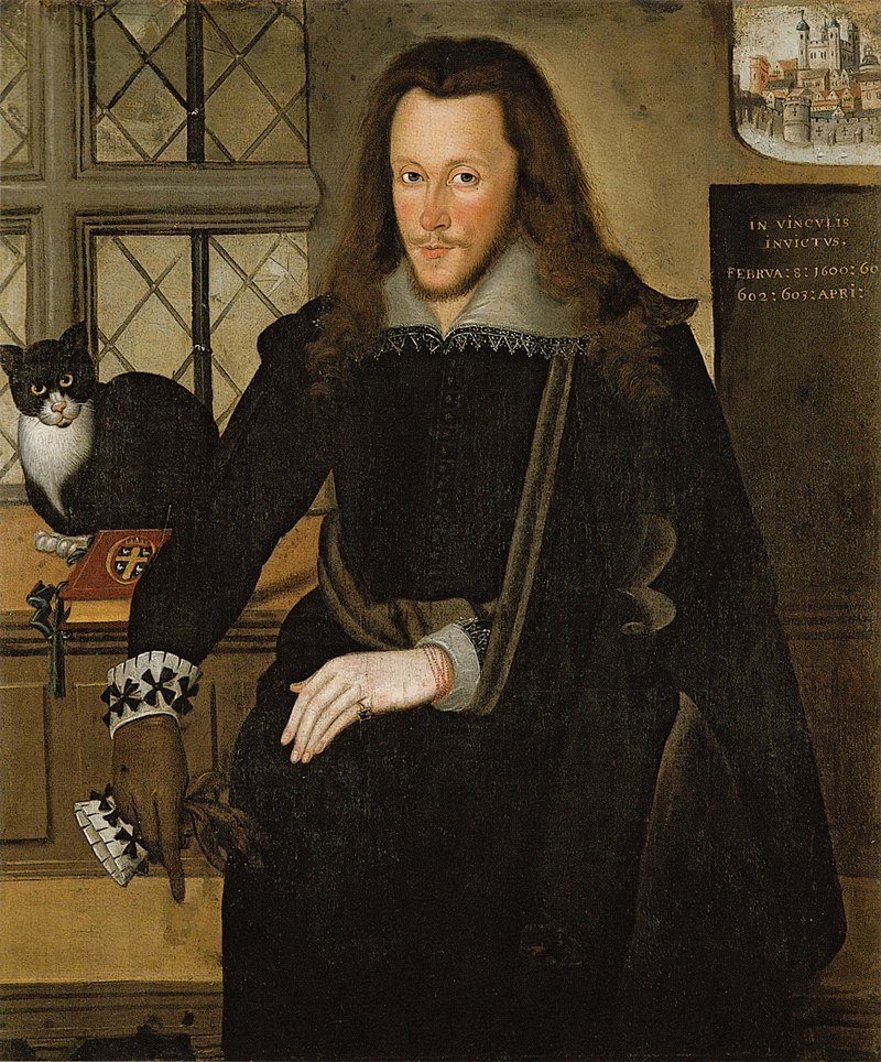 Portrait of Henry Wriothesley, 3rd Earl of Southampton